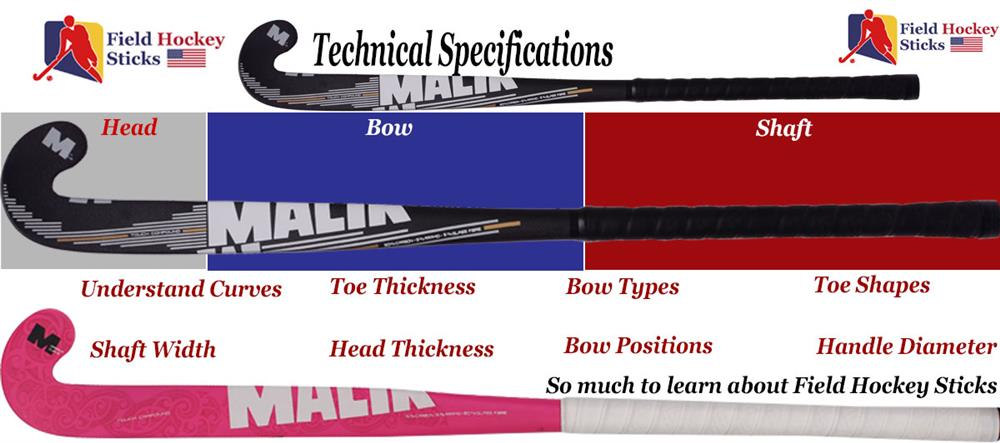 Field Hockey Sticks Technology Learn How the are made