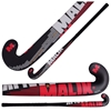 Picture of Field Hockey Stick HEAT Outdoor Carbon Tech Multi Curve - 85% Composite Carbon - 5% Aramid - 10% fiber Glass 36.5 & 37.5 Inch