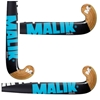 Picture of Field Hockey Stick Azul Wood Outdoor Multi Curve - Quality: VEGA, Head Shape: J Turn - Malik