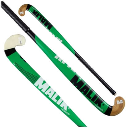 Picture of Field Hockey Stick PEGASUS Indoor Wood Multi Curve - Quality: PEGASUS, Head Shape: J Turn