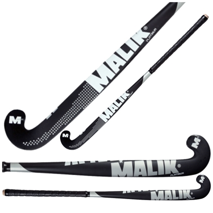 Picture of Field Hockey Stick PLATINUM Indoor Wood Multi Curve - Quality: PLUTO J, Head Shape: J Turn