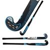 Picture of Junior Field Hockey Sticks Outdoor AZUL Dribble Curve DC - 5% Carbon - 5% Aramid - 90% Fiber Glass