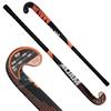 Picture of Field Hockey Stick  Carbon Tech NARANJA Outdoor Multi Curve - 75% Carbon - 5% Aramid - 20% Fiber Glass - Malik