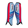 Picture of Field Hockey Symphony Shin Guards With Straps for Girls Women Youth Junior Senior