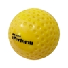 Picture of Field Hockey Ball Dimple Yellow Color Buy Single / One Ball